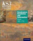 Ks3 History By Aaron Wilkes Renaissance Revolution Reformation Student Book 1485 1750