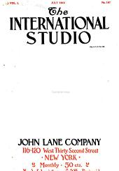 The International Studio: Volume 50