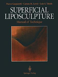 Superficial Liposculpture Book