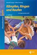 K  mpfen  Ringen und Raufen im Sportunterricht PDF