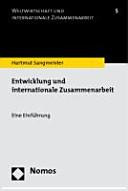 Entwicklung und internationale Zusammenarbeit PDF