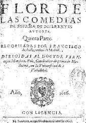 Flor de las comedias de España de diferentes autores