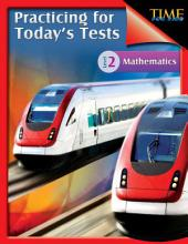 TIME For Kids: Practicing for Today's Tests Mathematics Level 2: TIME For Kids