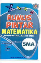Rumus Pintar Matematika SMA