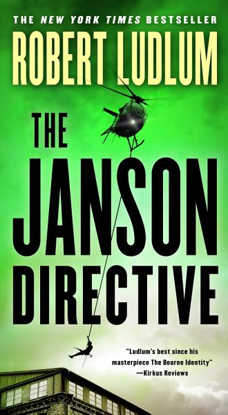 Download The Janson Directive Book