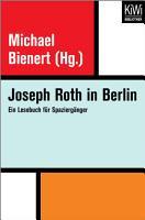 Joseph Roth in Berlin PDF