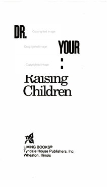 Dr  Dobson Answers Your Questions  Raising children PDF