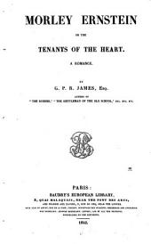Works in Baudry's Edition: Morley Ernstein or the Tenants of the heart, Volume 25