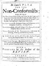 With a preface by the author of the Review [signed: D. Foe, i.e. Daniel Defoe].