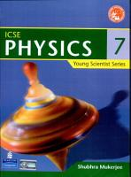 Young Scientist Series ICSE Physics 7 PDF