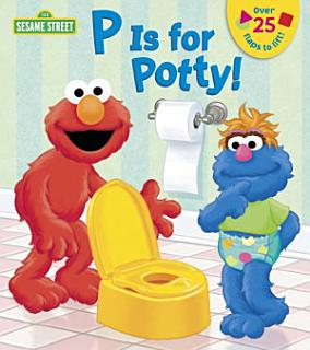 P Is for Potty  Book