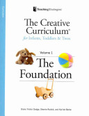 The Creative Curriculum for Infants  Toddlers   Twos