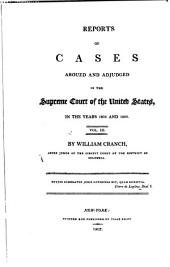 United States Reports: Cases Adjudged in the Supreme Court, Volume 7