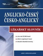 Anglicko-český/ česko-anglický lékařský slovník