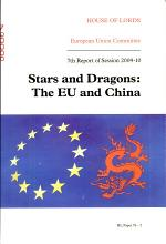 Star and Dragons: The Eu and China