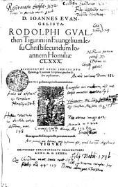 D. IOANNES EVANGELISTA