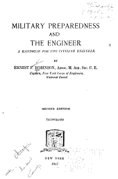 Military Preparedness and the Engineer: A Handbook for the Civilian Engineer
