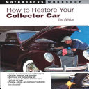 How to Restore Your Collector Car PDF