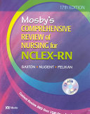 Mosby s Comprehensive Review of Nursing for NCLEX RN PDF
