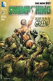 Swamp Thing (2011-) #27