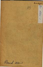 De Na-courant en de vaderlandsche bijzonderheden: Volume 1