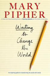 Writing To Change The World Book PDF
