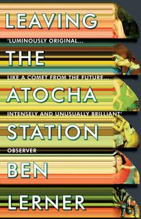 Leaving the Atocha Station Book