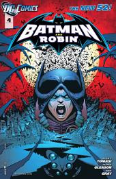 Batman and Robin (2011- ) #4