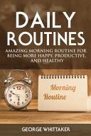 Daily Routine PDF