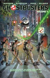 Ghostbusters Vol  1 Book