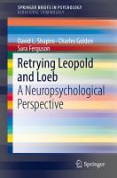 Retrying Leopold and Loeb PDF