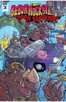Teenage Mutant Ninja Turtles  Bebop   Rocksteady Destroy Everything  3 PDF