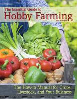 The Essential Guide to Hobby Farming PDF