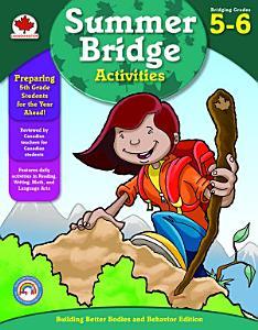 Summer Bridge Activities    Grades 5   6 PDF