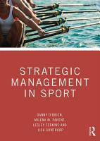 Strategic Management in Sport PDF