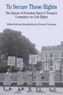 Download To Secure These Rights Book