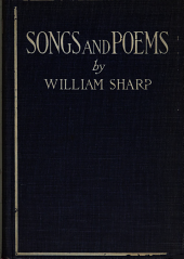 Songs and Poems, Old and New