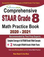 Comprehensive STAAR Grade 8 Math Practice Book 2020   2021 PDF