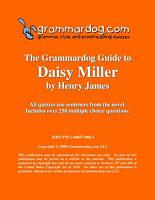 Grammardog Guide to Daisy Miller PDF