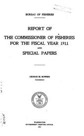 Report of the Commissioner of Fisheries to the Secretary of Commerce and Labor