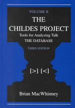 The CHILDES Project: The database