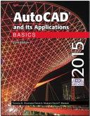 AutoCAD and Its Applications Basics 2015 PDF