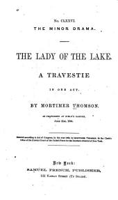 The Lady of the Lake: A Travestie [sic] in One Act