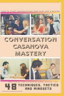 Conversation Casanova Mastery PDF