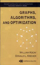 Graphs, Algorithms, and Optimization