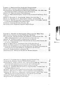 Acta Facultatis Rerum Naturalium Universitatis Comenianae PDF