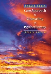 Case Approach to Counseling and Psychotherapy Book
