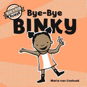 Bye Bye Binky Book