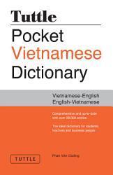Tuttle Pocket Vietnamese Dictionary Book PDF
