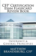 CFP Certification Exam Flashcard Review Book